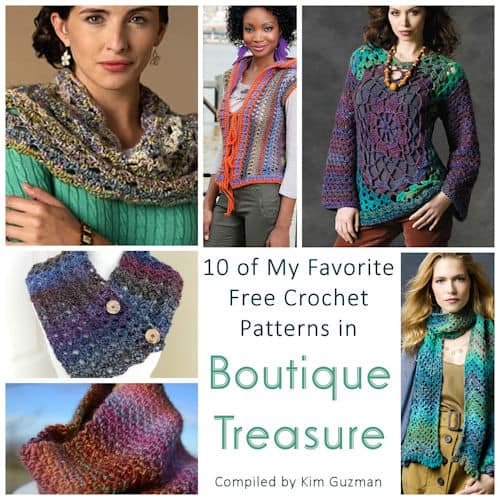 Link Blast 40 Free Crochet Patterns In Boutique Treasure CrochetKim™ Awesome Red Heart Free Crochet Patterns