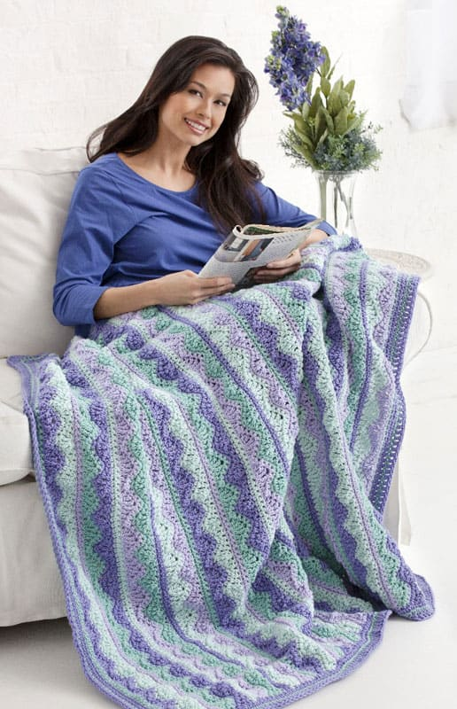 Free Crochet Patterns for Fascinating Stitches in Color