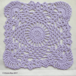Free Crochet Pattern: Henrietta's Motif