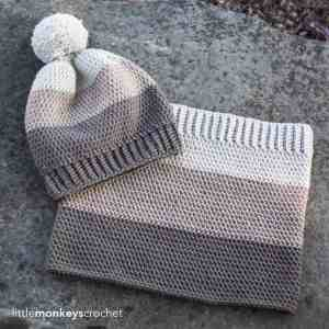Link Blast: 10 Favorite Free Crochet Patterns for Matching Winter Sets: Hats Scarves and Mittens, Oh My!