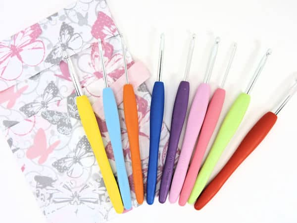 Make It Crochet Prize Entry: Crochet Hook Set