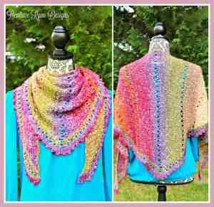 Link Blast: 10 Free Crochet Patterns for Lion Brand Shawl in a Ball Yarn