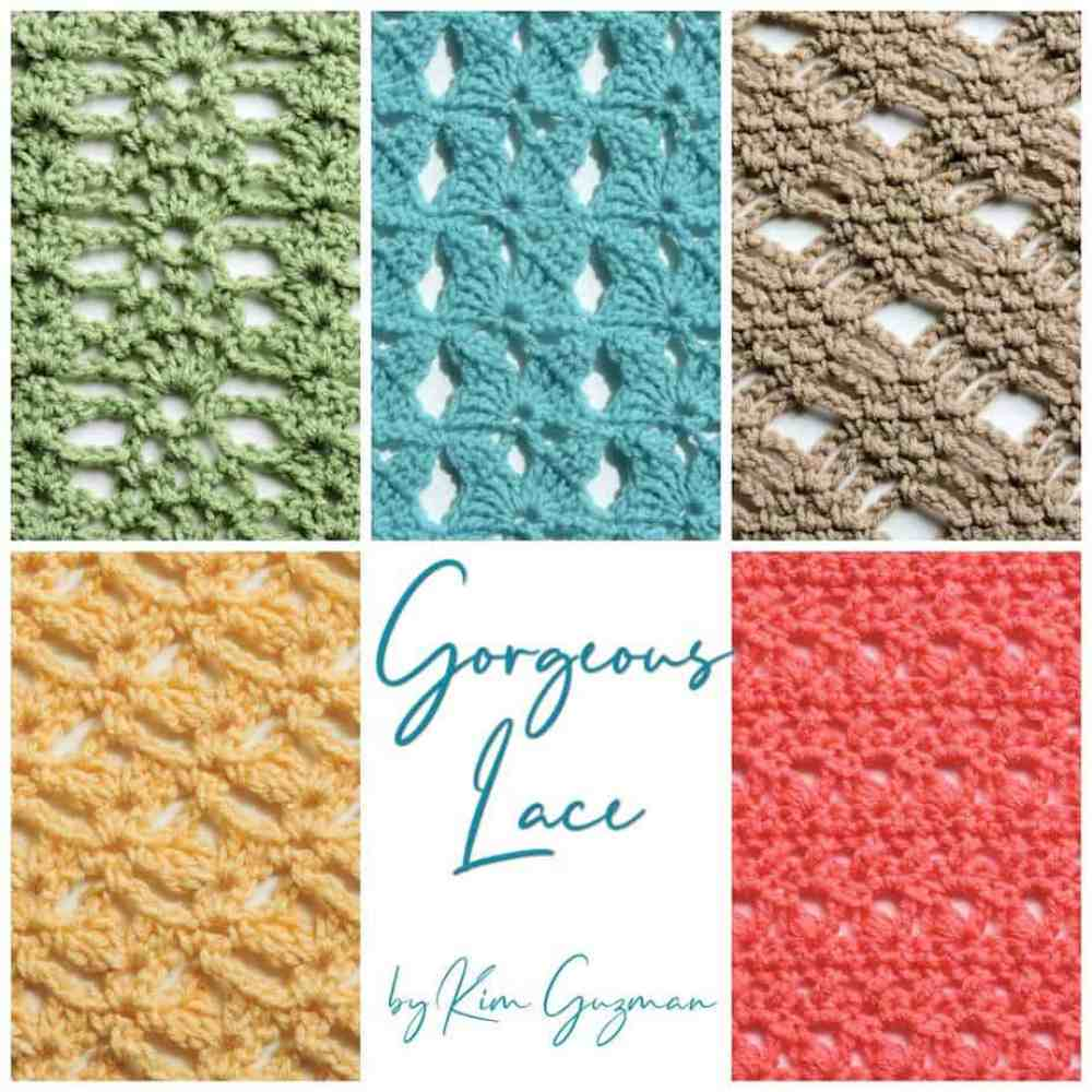 Romantic Lace | 5 Free Crochet Patterns
