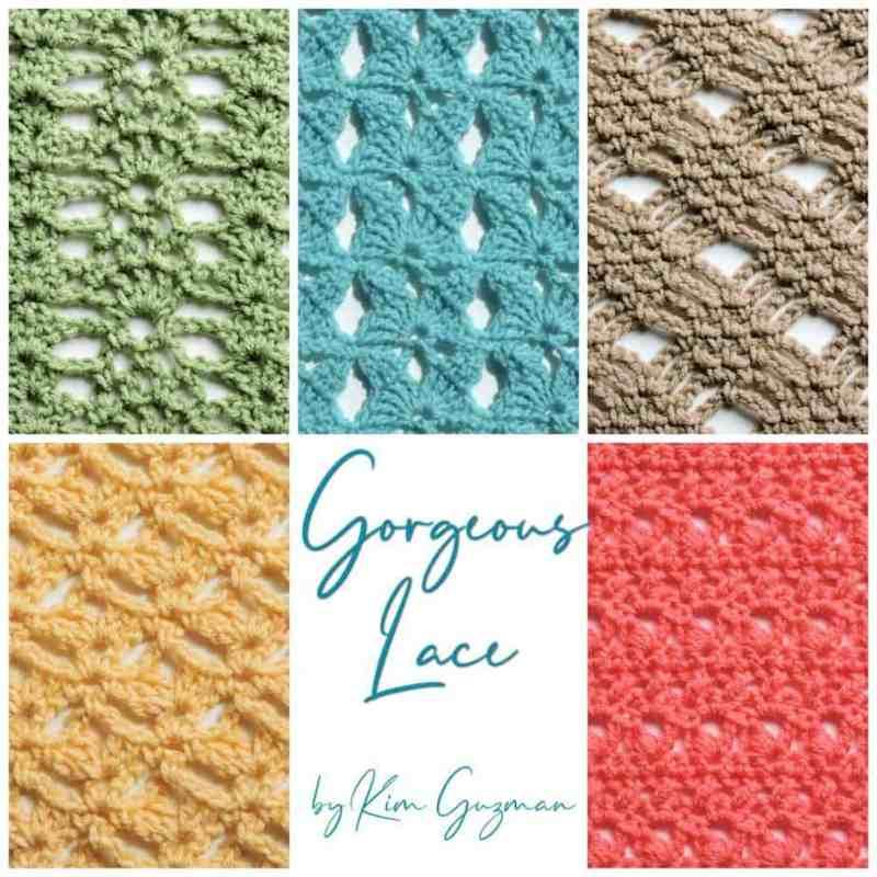 Romantic Lace Throws 5 Free Crochet Patterns Crochetkim
