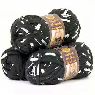 CrochetKim Weekly Giveaway: Lion Brand Gold Leaf