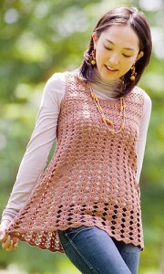 Link Blast: 10 Free Crochet Patterns for Summer Tops