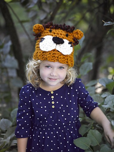 Link Blast: 10 Favorite Free Crochet Patterns for Animal Beanies