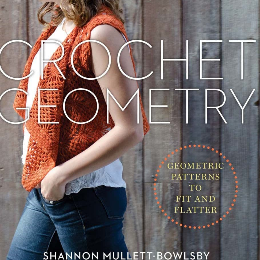 CrochetKim Giveaway: Crochet Geometry