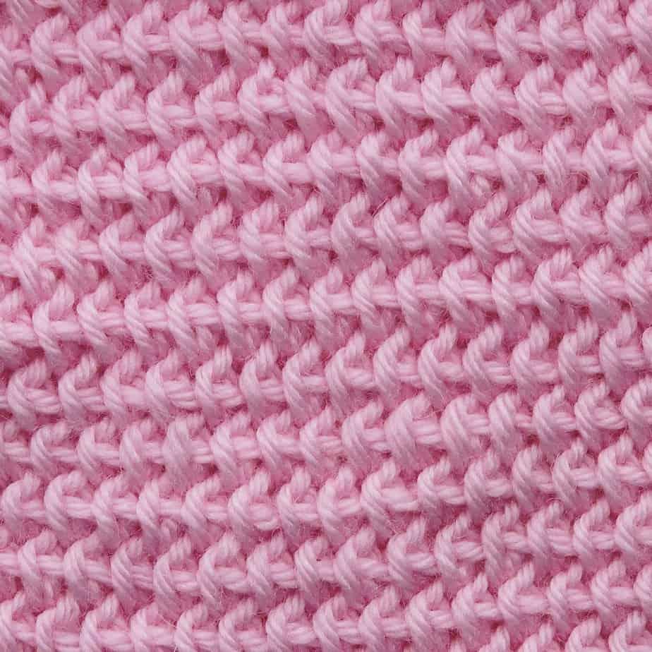 Tunisian Chain Top Loop Stitch CrochetKim Crochet Stitch Tutorial
