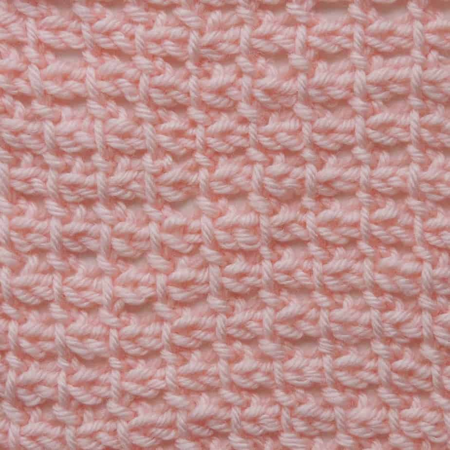 Tunisian Ladder Lace CrochetKim Crochet Stitch Tutorial
