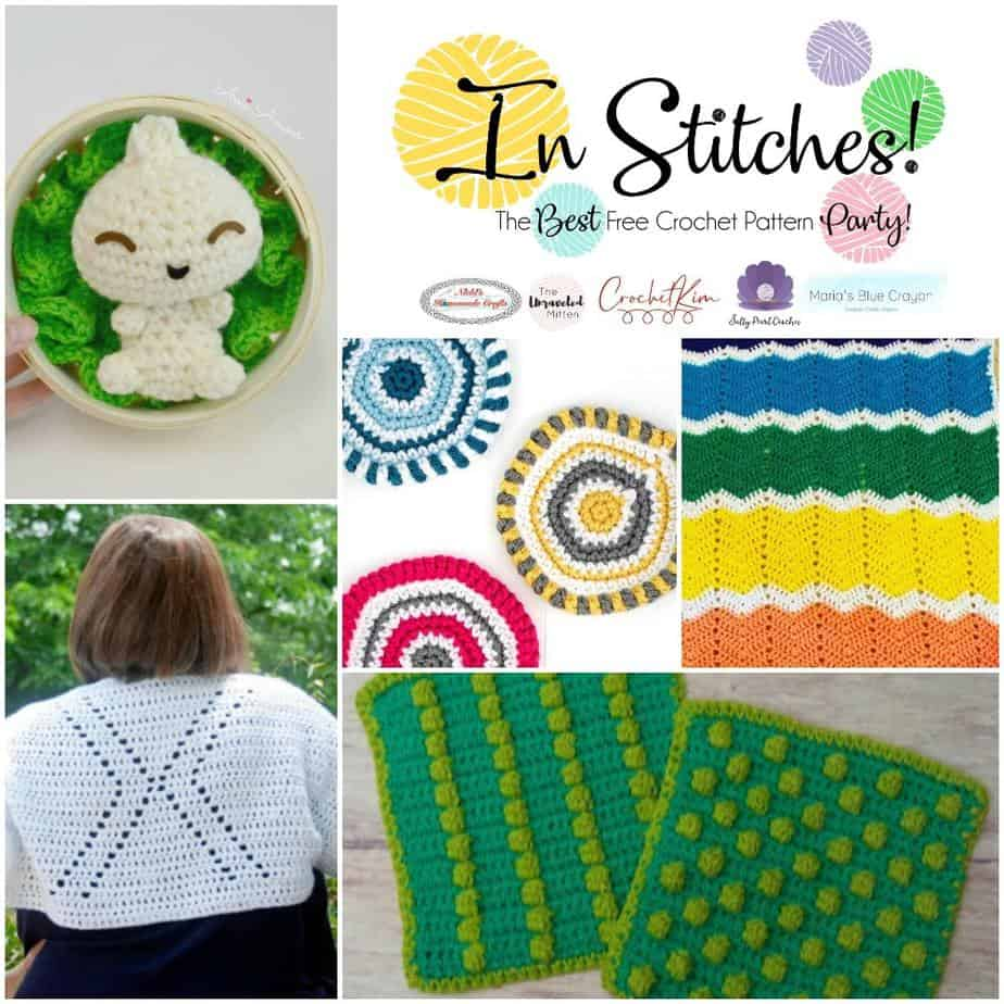 In Stitches Free Crochet Pattern Party 38