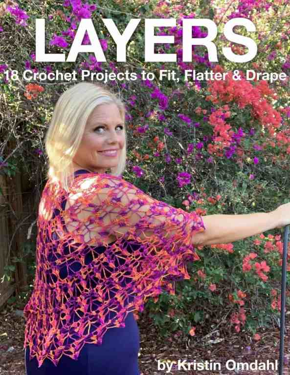 CrochetKim Giveaway: Crochet Layers by Kristin Omdahl