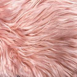 Luxury Long Pile Faux Fur Fabric