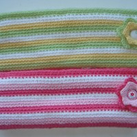 Crochet Pencil Case - Picture Tutorial