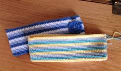 CrochetMissyPencilCasesBlue
