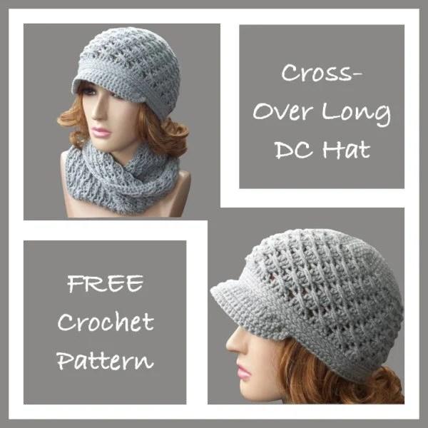 Cross-Over Long DC Hat