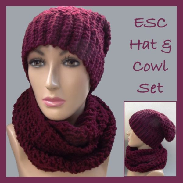 ESC Hat and Cowl