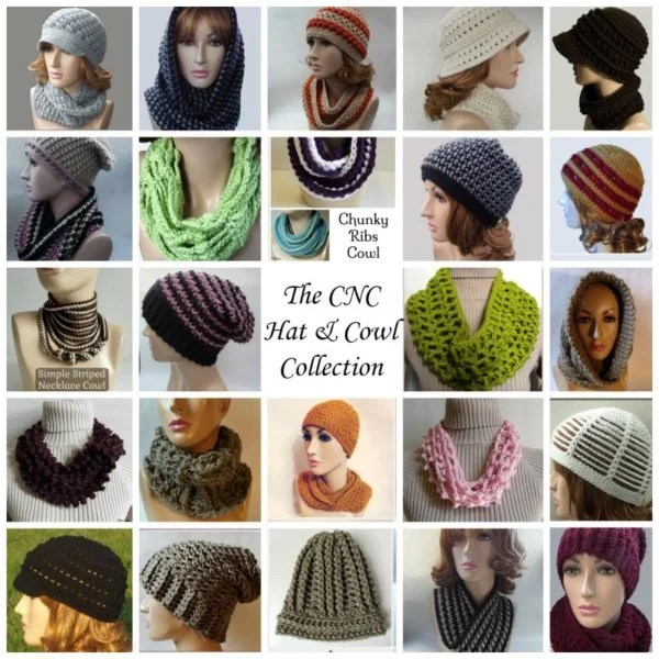 The CNC Hat & Cowl Collection