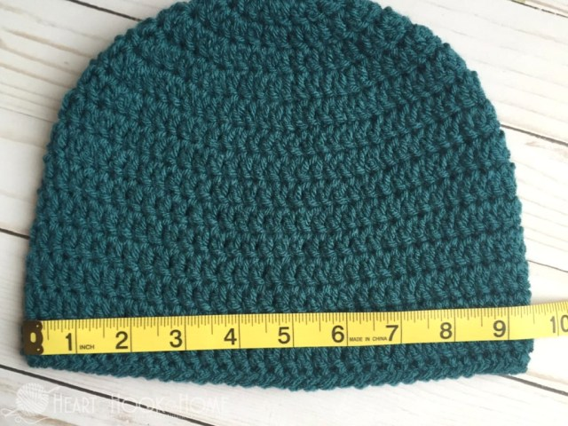 Adult Crochet Beanie Pattern How To Size Crochet Beanies Master Beanie Crochet Pattern