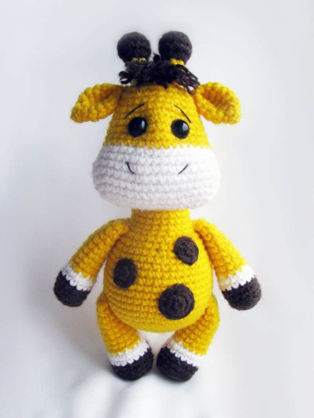 Amigurumi Crochet Patterns Ba Giraffe Crochet Pattern Amigurumi Today