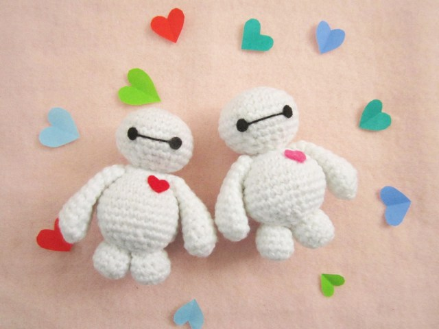 Amigurumi Crochet Patterns Baymax Amigurumi Pattern A Little Love Everyday