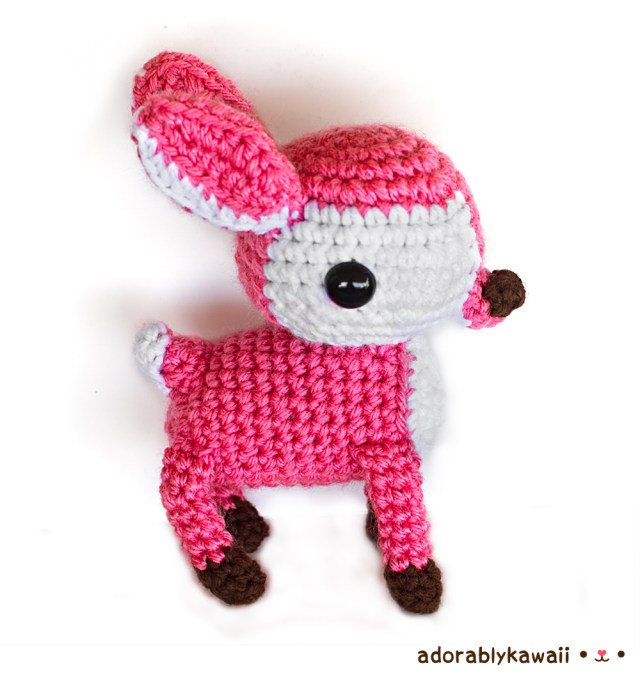 Amigurumi Crochet Patterns Deer Amigurumi Crochet Pattern