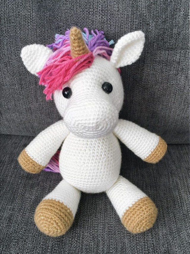 Amigurumi Crochet Patterns Free Amigurumi Crochet Pattern For Jazzy The Unicorn Crochet Kingdom