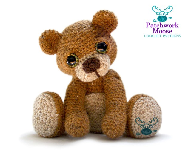 Amigurumi Crochet Patterns Teddy Bear Amigurumi Crochet Pattern Pdf Instant Download Etsy