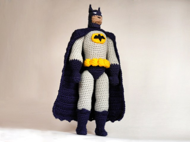 Amigurumi Doll Crochet Pattern Amigurumi Pattern For Batman Crochet Pattern Batman Etsy