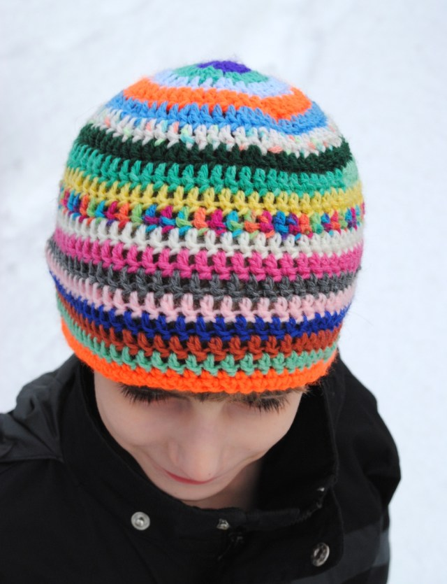 Beanie Pattern Crochet Easy Charity Crochet Beanie Hat Free Pattern Ecozee News