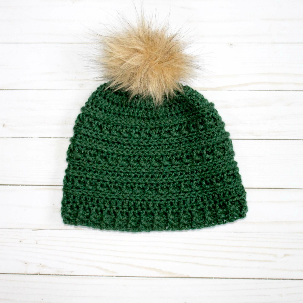 Beanie Pattern Crochet Mountain Ridges Crochet Hat A Free Pattern Thefriendlyredfox