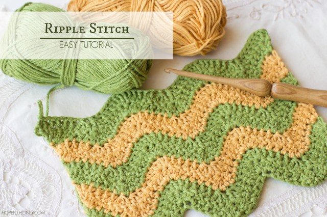 Chevron Zig Zag Crochet Pattern Crochet Chevron Simple Pattern Wave Stitch Wwwimagessure