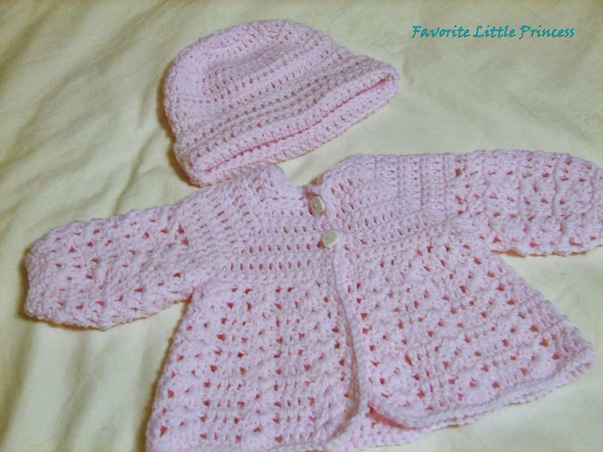 Crochet Baby Sweater Patterns 15 Free Ba Sweater Crochet Patterns
