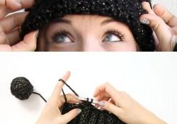 Crochet Cat Hat Pattern Black Cat Slouch Hat Free Crochet Cat Hat Pattern Persia Lou