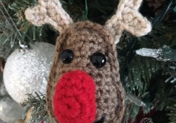 Crochet Christmas Ornament Patterns 12 Crochet Christmas Ornaments Easy Crochet Ornament Patterns