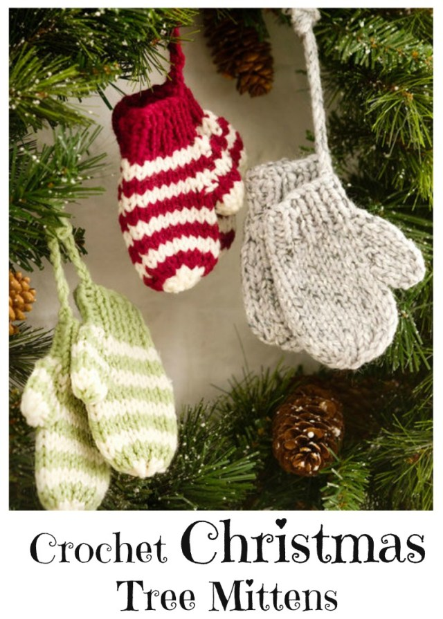 Crochet Christmas Ornaments Patterns.32 Elegant Crochet Christmas Ornament Patterns