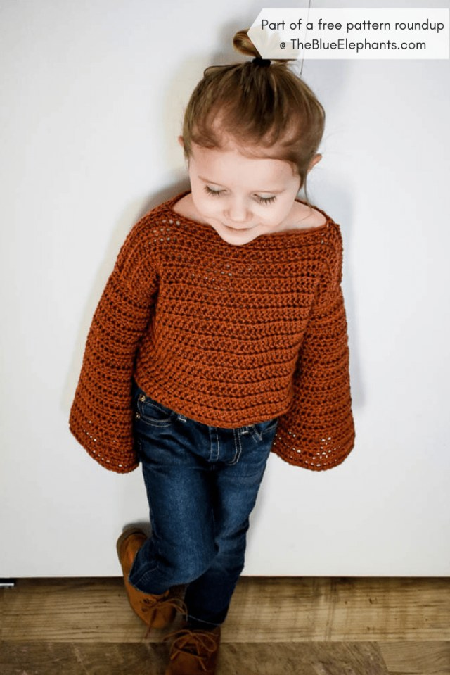 Crochet Coat Pattern 20 Free Crochet Sweater Patterns For Adults And Kids
