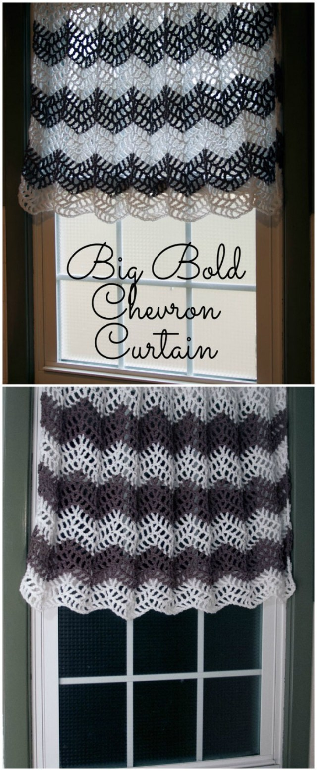 Crochet Curtain Patterns Crochet Curtain Free Patterns For Your Home Decor Diy Home Decor
