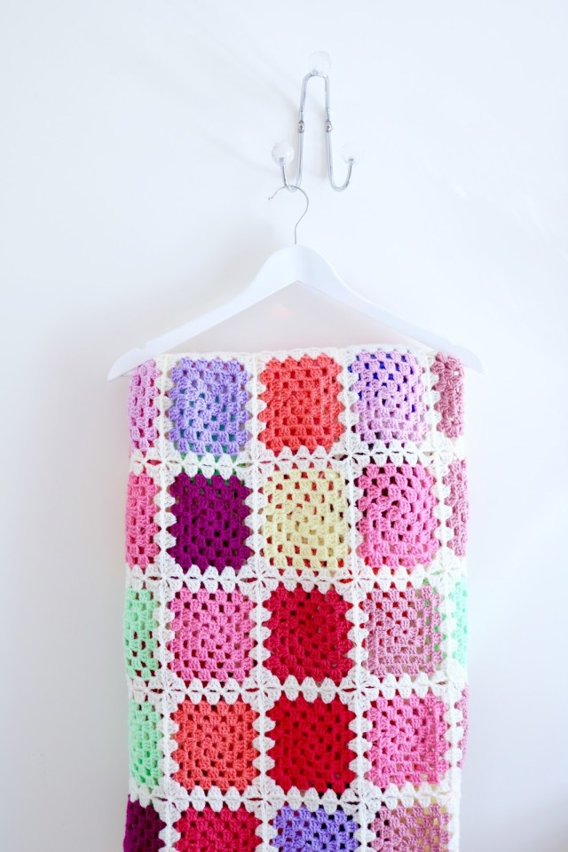 Crochet Granny Square Pattern How To Crochet A Granny Square Easy Beginners Tutorial