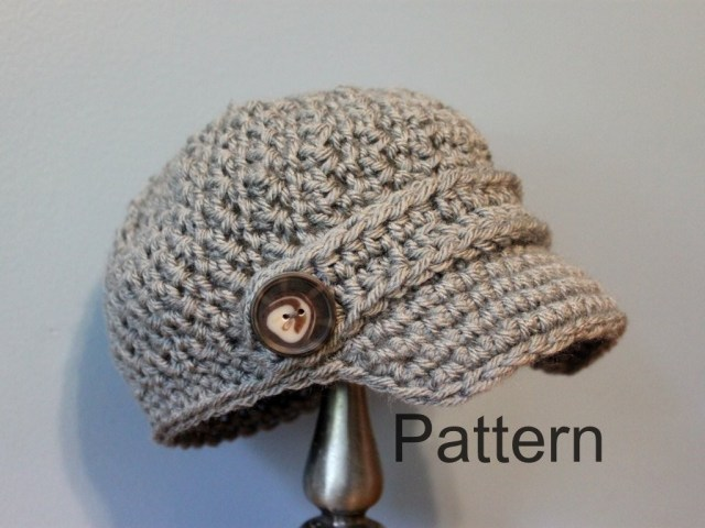 Crochet Newborn Newsboy Hat Pattern Free Crochet Ba Newsboy Hat Pattern Beautiful Crochet Newsboy Hat