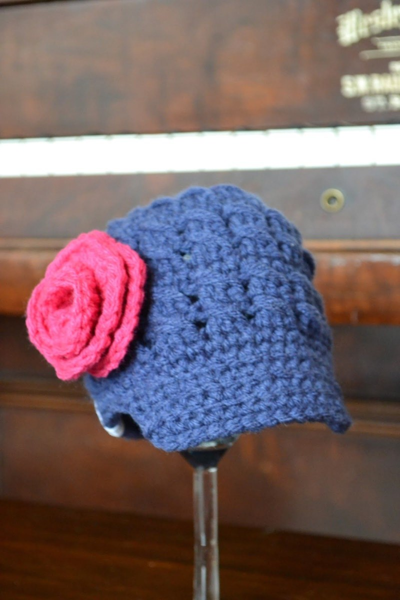 Crochet Newborn Newsboy Hat Pattern Free Newborn Newsboy Hat Free Pattern Knotty Knotty Crochetwithout