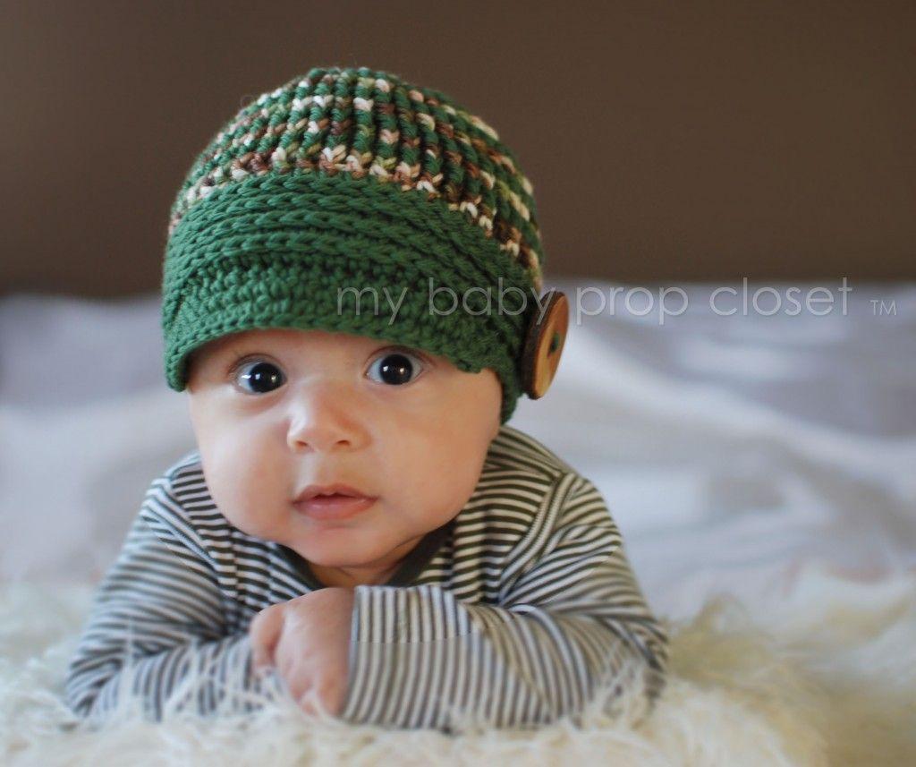 Crochet Newborn Newsboy Hat Pattern Free Perfect Fit Newsboy Free Nicu Hat Pattern Crochet Kids Crochet