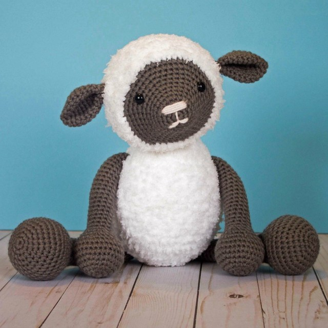 Crochet Pattern for key cap sheep, Key chain sheep, Key cover Sheep | 640x640
