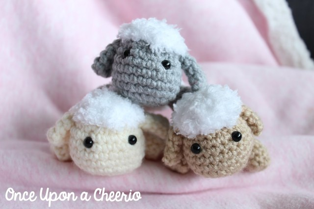 Crochet Amigurumi Sheep Pattern Free - Crochet News | 426x640