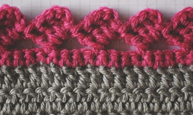 Crochet Shell Pattern Scarf 5 Crochet Edges To Have In Your Arsenal