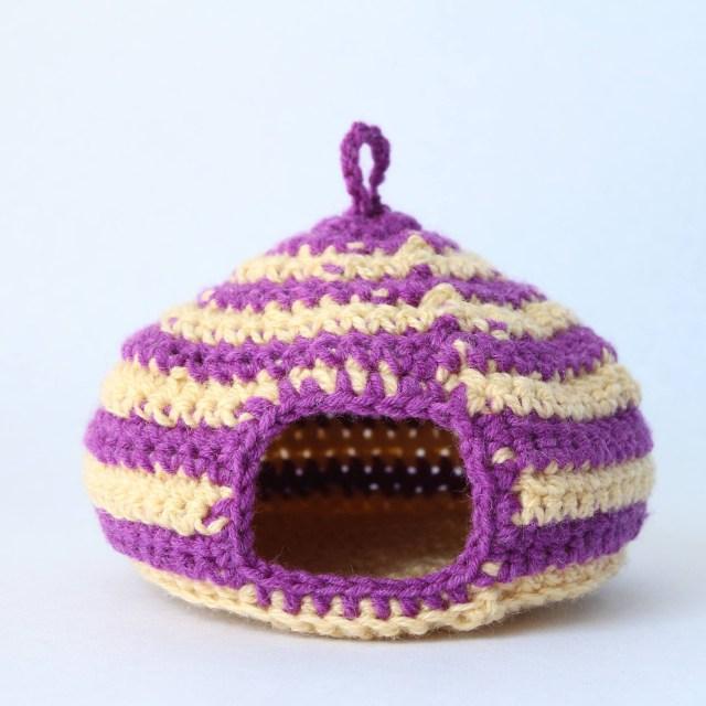 Crochet Toy Hammock Free Pattern 29 Crochet Hammock Free Patterns The Funky Stitch