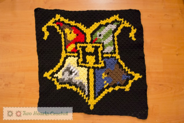 Doctor Who Crochet Blanket Pattern The Harry Potter Grapghan