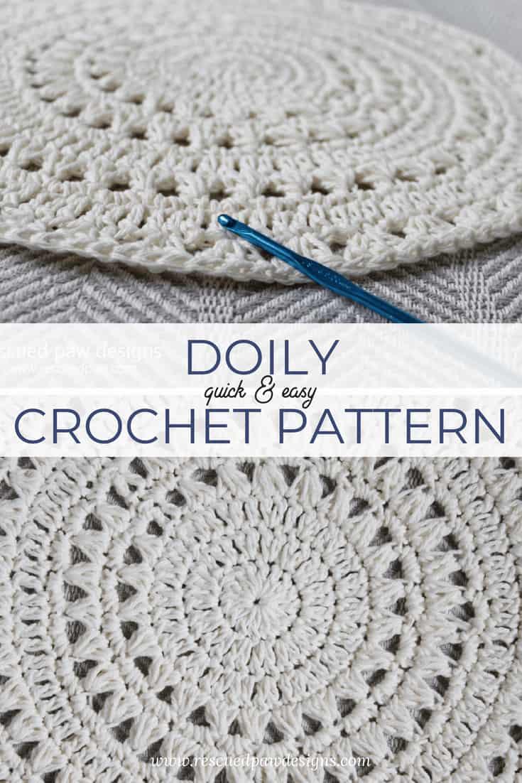 Easy Crochet Doily Patterns For Beginners Free Crochet Doily Pattern Tutorial How To Crochet A Doily