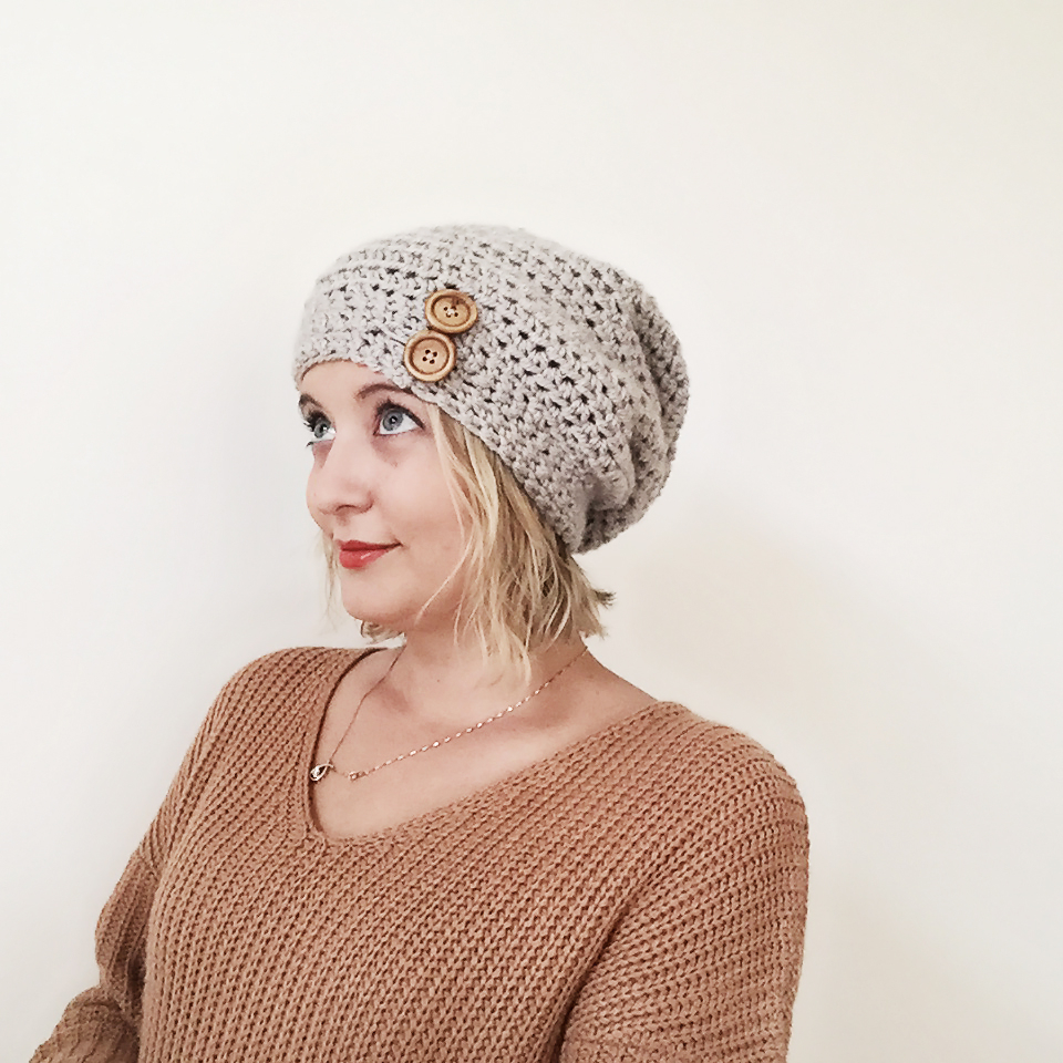 Easy Crochet Slouchy Hat Pattern 21 Slouchy Beanie Crochet Patterns For Beginners Intermediates