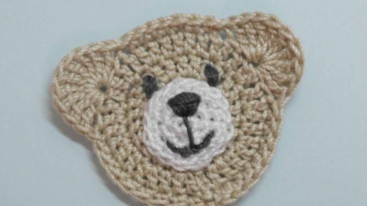 32 creative free crochet applique patterns crochetnstyle.com